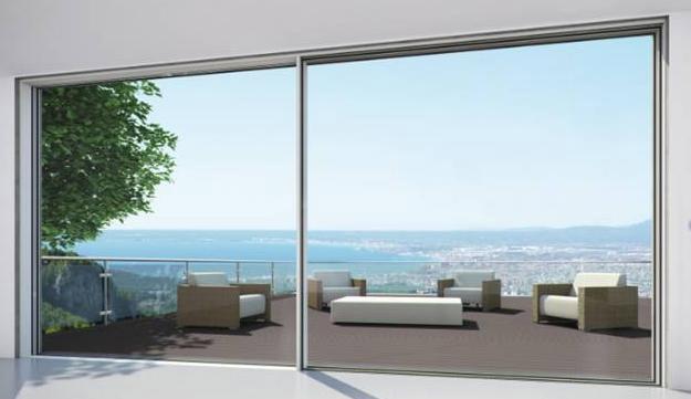 Porte finestre alluminio mantova for Finestre a soffitto